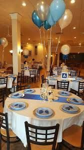 Image Result For Baby Shower Centerpieces Boy