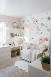 031434992b2f9f9e1855eb07d80510b4 - Best Baby Girl Room Ideas