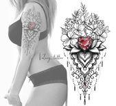 """Valery_tattoo auf Instagram: """"Model verfügbar !!!!""""  – Tattoo"""