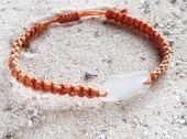 #diy Neue Woche Neues Armband Ich liebe Seeglas Du auch Dieses Juwel ist …   – Schmuck