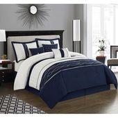Winston Porter Thibodeaux Comforter Set Size: Queen Comforter + 6 Additional Pieces