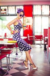 Womens Cute Polka Dot Heart Shaped Fashion Sunglasses 8982