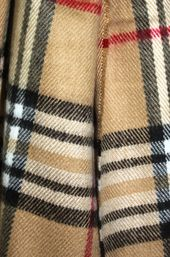 burberry wallets outlet k6xu  Winter Scarves Pashminas Burberry Like Tan Cashmere