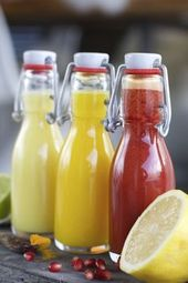 Ingwerschüsse: Energie, Schönheit & Immunverstärker I 3 Delicious Power Drinks Recipes …   – kochen