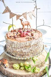 Nuss Nougat Torte – Zuckerdeern.de