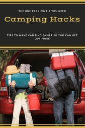 Ma Go-Box pour le camping   – Must Understand Backpacking Tips
