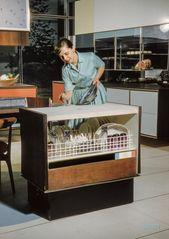 Miracle Dishwasher 1959 Retro Appliances Vintage House