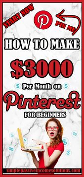 HOW TO MAKE MONEY ON PINTEREST $100+ Per Day ∣ HOW TO EARN EXTRA MONEY ON PINTEREST ∣ MONEY MAKING – SMM