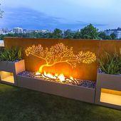 Dachterrasse Design St. Johns Wood