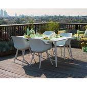 Hartman Sophie Studio Sofa 5-Sitzer Tisch 170cm weiß Hartman Hartman   – Products