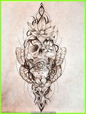 Atemberaubende atemberaubende Lotus Flower Tattoo-Ideen #Tattoos – Flower Tattoo Designs – …..