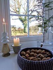 Photo of Weihnachtsdekoration auf meiner Fensterbank