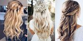98 Best Wedding Hairstyles for Long Hair In 2019
