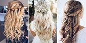 98 Best Wedding Hairstyles for Long Hair In 2019