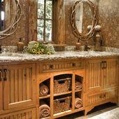 Photo of Country Bathroom Mirror Ideas