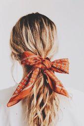 Beste Geschäfte, um Scrunchies & Scrunchie Frisuren zu kaufen – Design & Rosen  – #junk