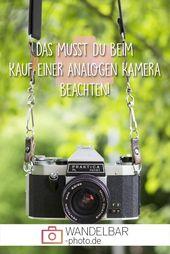 Analoge Kameras kaufen leicht gemacht