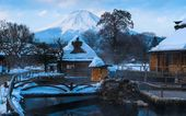 This Little-known Japanese Village Has 14 Free Hot Springs, but Before You Soak Make Sure You Know the Rules