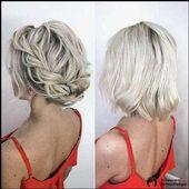 Beste kurze Frisuren für die Hochzeit, die Sie sehen sollten   – Frisuren