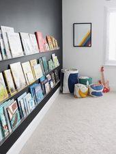 Die 15 besten Aufbewahrungsideen für Kinderzimmer…
