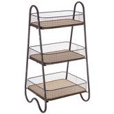 Metal Wire 3 Tier Basket Stand Tiered Basket Stand 3 Tier Basket Stand Tiered Stand