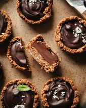 041e07dede57a6daf8fa1d2df65b7cee NO BAKE DARK CHOCOLATE MINT CUPS The First Wreck// Plant Based Dishes + Photograp ...