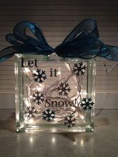 Top 30 Christmas snowflakes décor ideas which are simply gorgeous