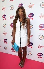 Serena Williams Photos Photos Arrivals At The Pre Wimbledon Party Part 2 Serena Williams Serena Williams Photos Wimbledon Party
