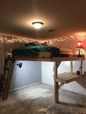 4 Amazing Loft Master Bedroom Design Ideas – #Bedroom #DesignIdeen #Amazing …   – Kochen