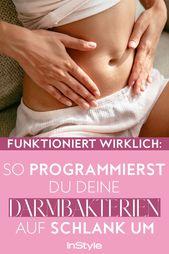 Funktioniert wirklich: So programmierst du deine Darmbakterien auf schlank