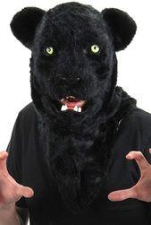 Amazon.com: elope Black Panther Mouth Mover Kostümmaske für Erwachsene: Spielzeug & Spiel …   – Seussical