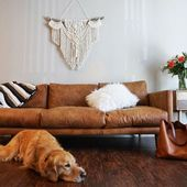 38+ Whispered Boho Brown Couch Secrets – pecanstho…