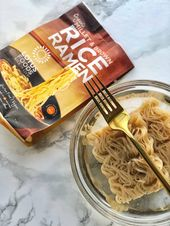 Healthy Chicken Ramen Noodle Stir Fry [Gluten-free   21 Day Fix   Weight Watchers] – Confessions of a Fit Foodie
