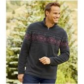 Reduced men's fleece pullover & mens fleece shirts