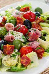 17 mediterrane Rezepte, die auf der Keto-Diät stehen