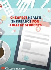 If you'd like to save money on health insurance as a college student, take a... 1