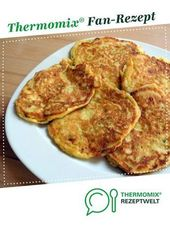 Zucchini and sheep's cheese biscuits   – Thermomix