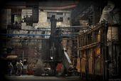 Dampfhammer, Budapest – Industriekultur – #Budapest #Dampfhammer #Industrial …… – Tätowierung rezept