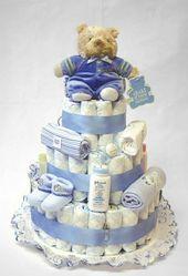 Make Diaper Cake – Suchen Sie ein Babygeschenk?   – Windeltorte
