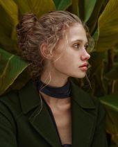 Bildergebnis für Schönheit #Bildergebnis #für #Girl Makeup Drawing #schönhei…