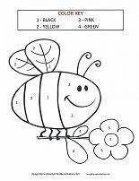 Malen Nach Zahlen Malvorlagen Malen Nach Zahlen Zahlen Vorschule Bienenprodukte