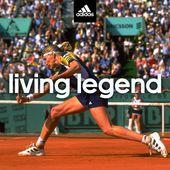 Adidas Tennis Adidastennis Steffi Graf Adidas Tennis Tennis World