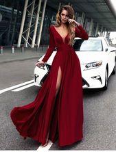 Magnifiques robes soirée rouge tendance 2018