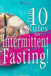 Top 10 Rules for Intermittent Fasting – Libifit