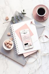 Organise Your Life in 4 Easy Steps (Life of Ellie Grace) – Inspiration