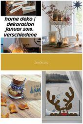 Decoración del hogar / decoración enero 2018. diferentes ejemplos. decoración…
