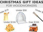 Geschenke für Holzarbeiter – Weihnachten 2018 #TraditionalWoodworkingTools