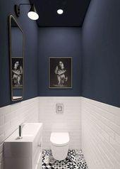 111 tolle kleine Badezimmer-Umbauideen für einen …