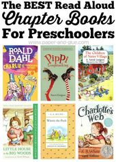 Grands chapitres pour les enfants d'âge préscolaire   – Picture Book Collections for Toddlers and Preschoolers