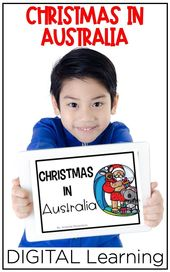 Christmas in Australia Powerpoint and Digital Resource – Social Studies for K-2